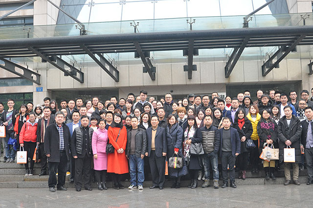 卓景京受邀参加2016湖南省动漫协会会员大会
