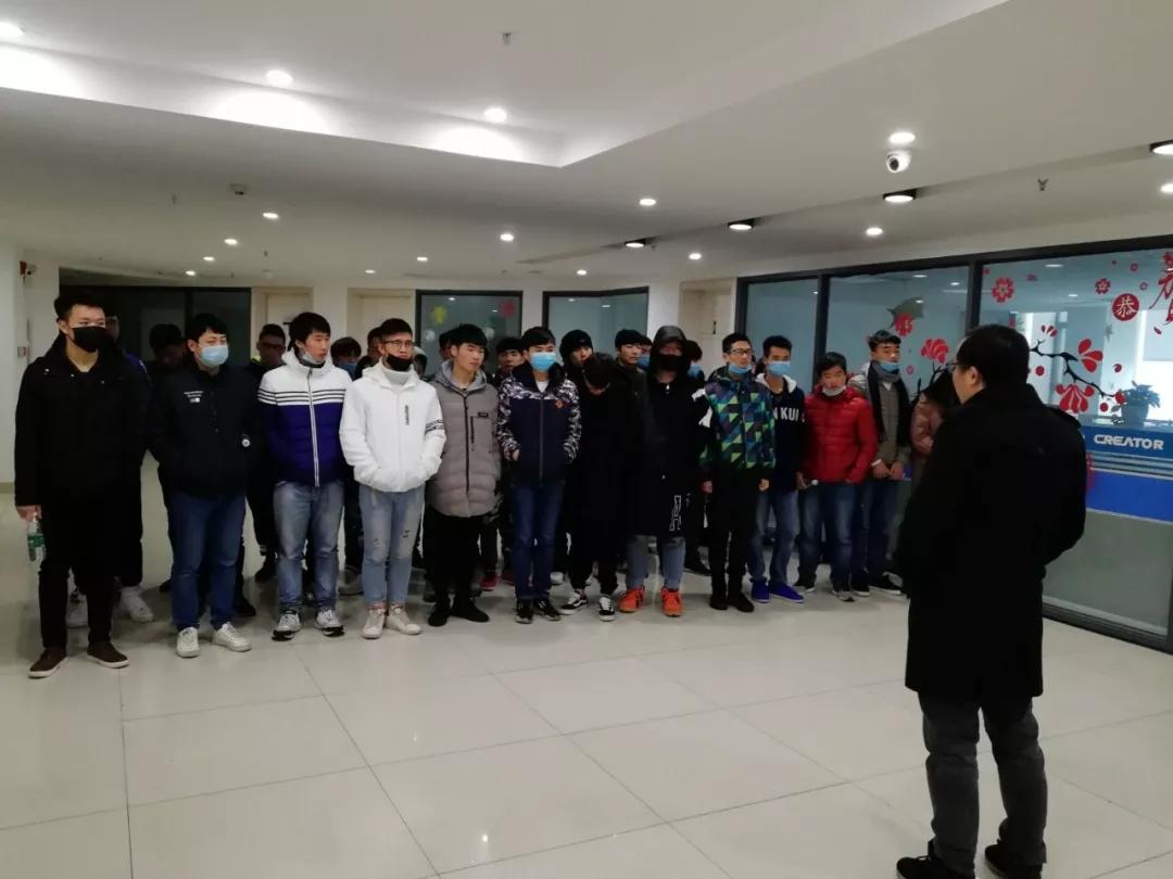 卓景京|湖南betway体育职业学院学子企业参观会
