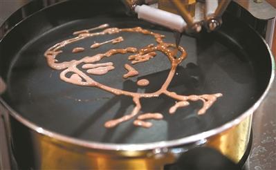 3D打印开始进入食品餐饮领域了,你想吃吗?
